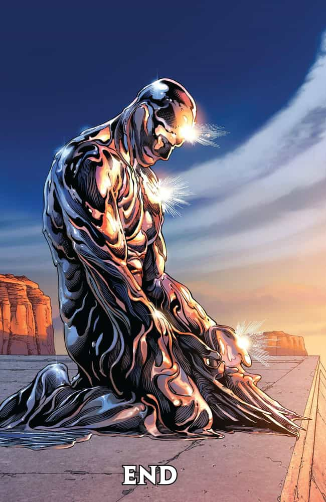 Wolverine is listed (or ranked) 3 on the list 10+ Comic Book Characters You Didn't Even Realize Are Dead as of 2016