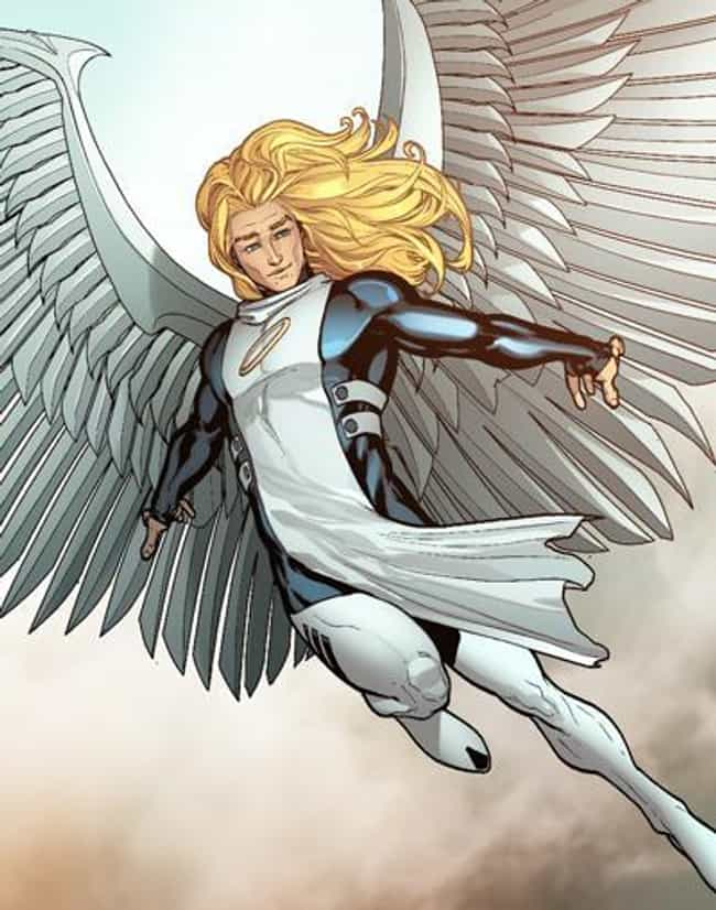 Archangel is listed (or ranked) 1 on the list List of All Stan Lee Comic Book Characters