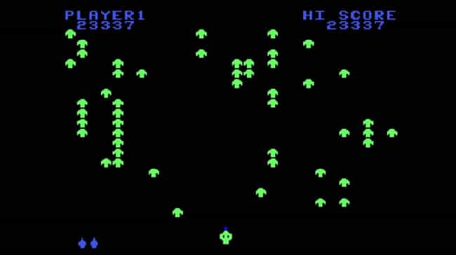 Centipede is listed (or ranked) 2 on the list 14 Hidden Backstories You Never Knew About Your Favorite Games