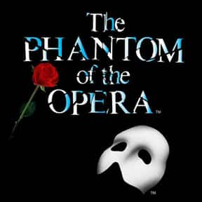 The Phantom of the Opera is listed (or ranked) 4 on the list The Best Broadway Shows Right Now