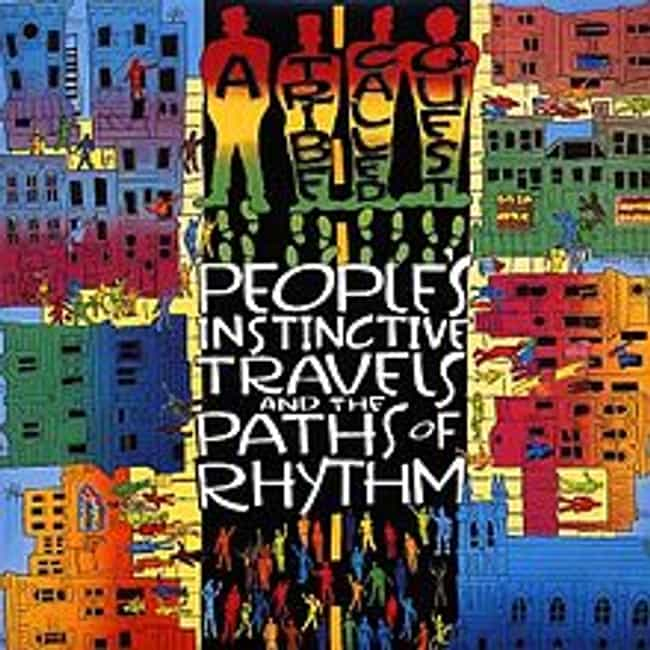 People's Instinctive Tra... is listed (or ranked) 4 on the list The Best A Tribe Called Quest Albums of All Time