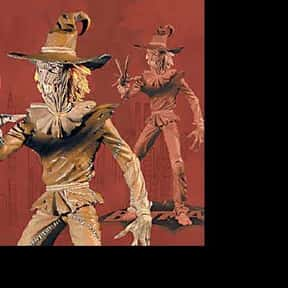 Scarecrow is listed (or ranked) 11 on the list The Greatest Villains In DC Comics, Ranked