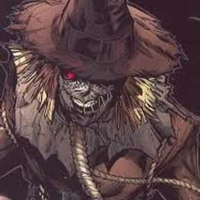 Scarecrow is listed (or ranked) 13 on the list The Best Characters from the Batman Universe