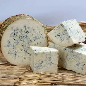 Gorgonzola is listed (or ranked) 11 on the list The Best Semi-Soft Cheese