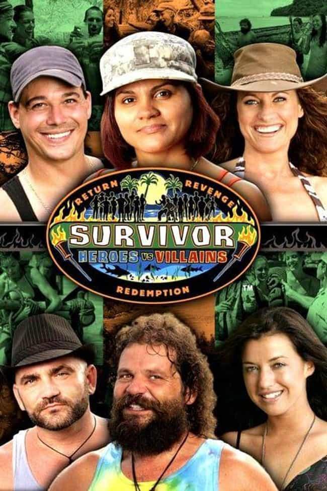 Survivor - Season 20 is listed (or ranked) 1 on the list The Best Seasons of 'Survivor'