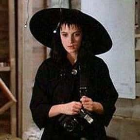 Lydia Deetz is listed (or ranked) 2 on the list List of Beetlejuice Characters