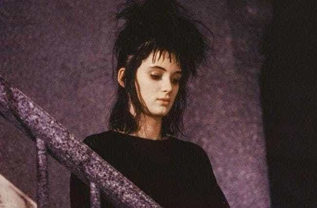 Lydia Deetz is listed (or ranked) 2 on the list The Most Memorable Goth Characters From Movies
