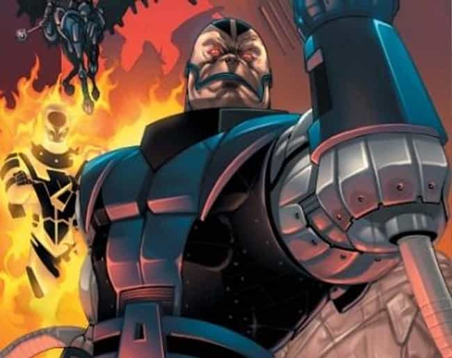 Apocalypse is listed (or ranked) 1 on the list The Best Comic Book Characters Who Have Yellow Eyes