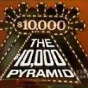 Pyramid is listed (or ranked) 9 on the list The Greatest Game Shows of All Time