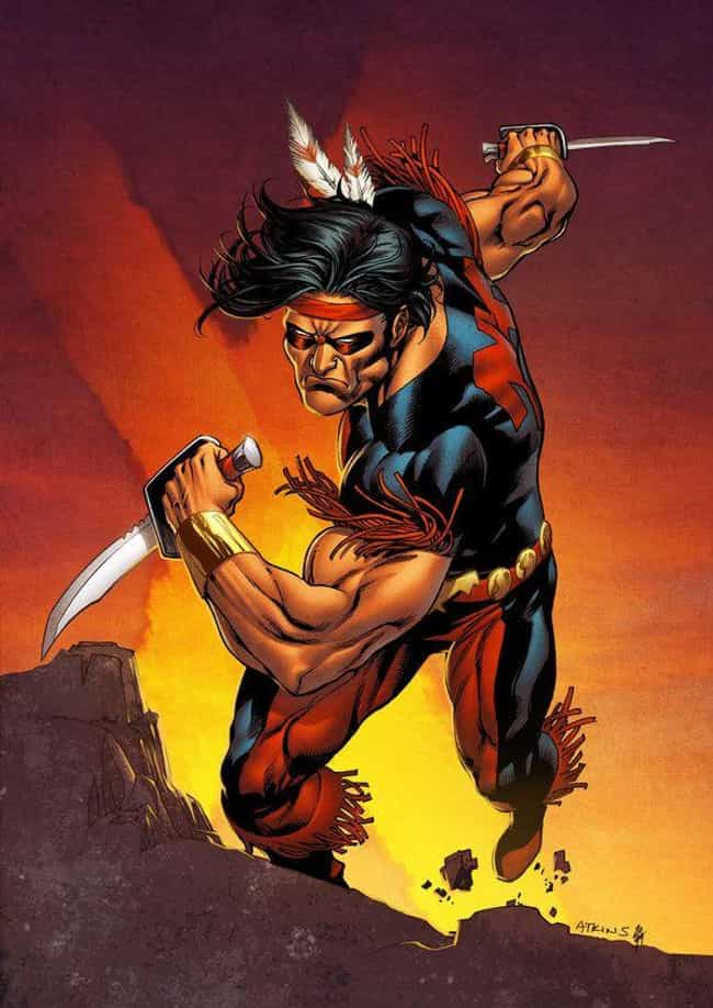 Thunderbird is listed (or ranked) 4 on the list 15 Superheroes Who Need a Resurrection, Already!
