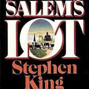 'Salem's Lot is listed (or ranked) 4 on the list The Scariest Horror Books of All Time