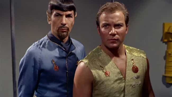 Mirror, Mirror is listed (or ranked) 2 on the list The Best Mirror Universe Episodes in the Star Trek Series