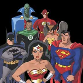 Justice League is listed (or ranked) 16 on the list The Greatest Animated Series Ever Made