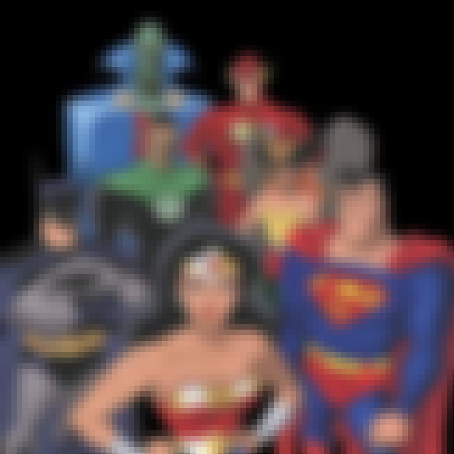 Justice League is listed (or ranked) 3 on the list The Best Wonder Woman Interpretations
