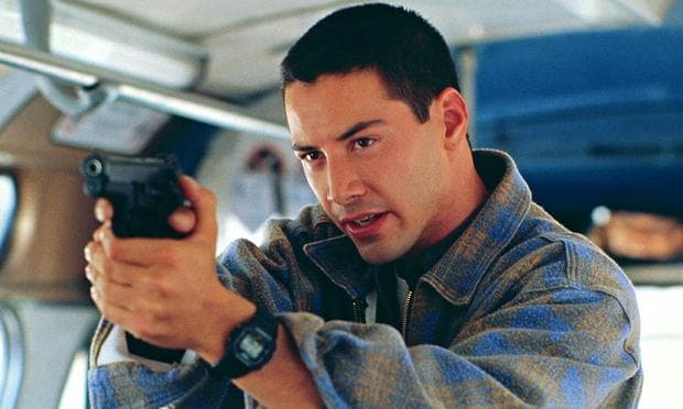Image of Random Keanu Reeves Character You Are, Based On Your Zodiac