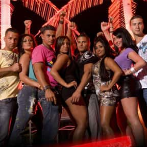 Jersey Shore is listed (or ranked) 25 on the list The Best MTV TV Shows