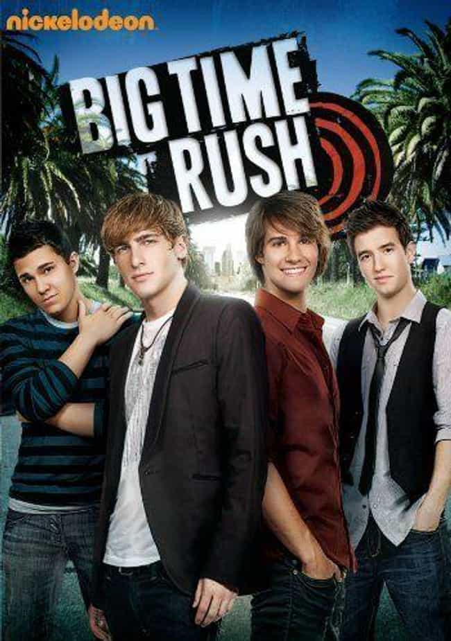 Big Time Rush is listed (or ranked) 1 on the list Scott Fellows Shows and TV Series
