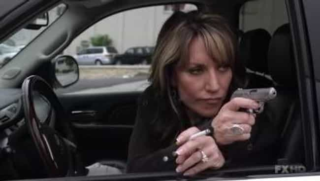 Gemma Teller Morrow is listed (or ranked) 2 on the list TV Parents Who Should Probably Have Their Children Taken Away
