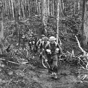 Battle of Pearl Ridge is listed (or ranked) 18 on the list World War II Battles Involving the Australia