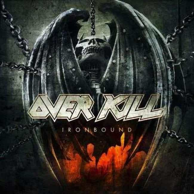Ironbound is listed (or ranked) 4 on the list The Best Overkill Albums of All Time