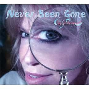 Never Been Gone is listed (or ranked) 20 on the list The Best Carly Simon Albums of All Time