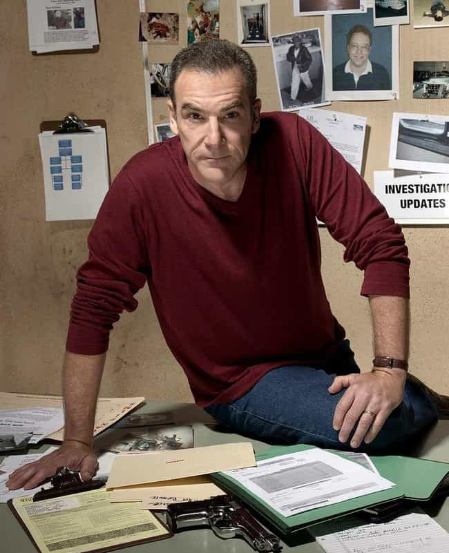 Jason Gideon is listed (or ranked) 6 on the list 13 TV Characters Killed Off Because The Writers Hated The Actor