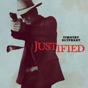 Justified is listed (or ranked) 7 on the list The Best 2010s Drama Series