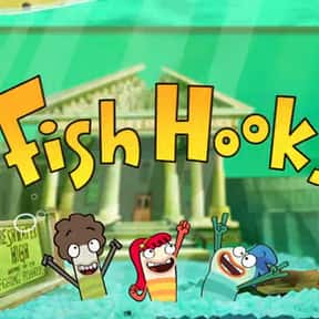 Fish Hooks is listed (or ranked) 24 on the list The Most Annoying Kids Shows of All Time