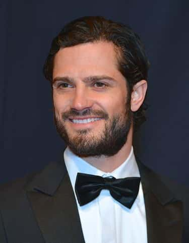 Prince Carl Philip, Duke of Vä is listed (or ranked) 1 on the list The Hottest Royal Men