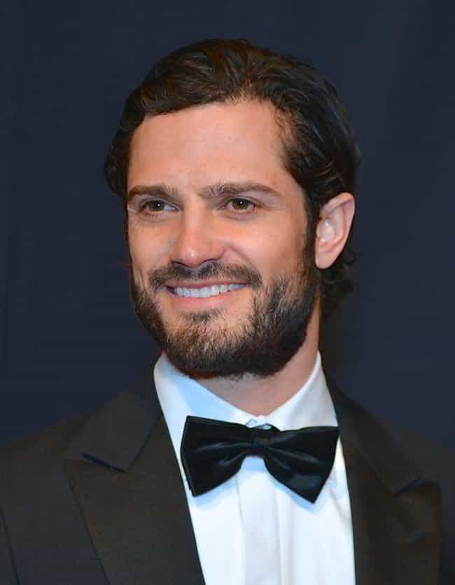 Prince Carl Philip, Duke of Vä... is listed (or ranked) 1 on the list The Hottest Royal Men
