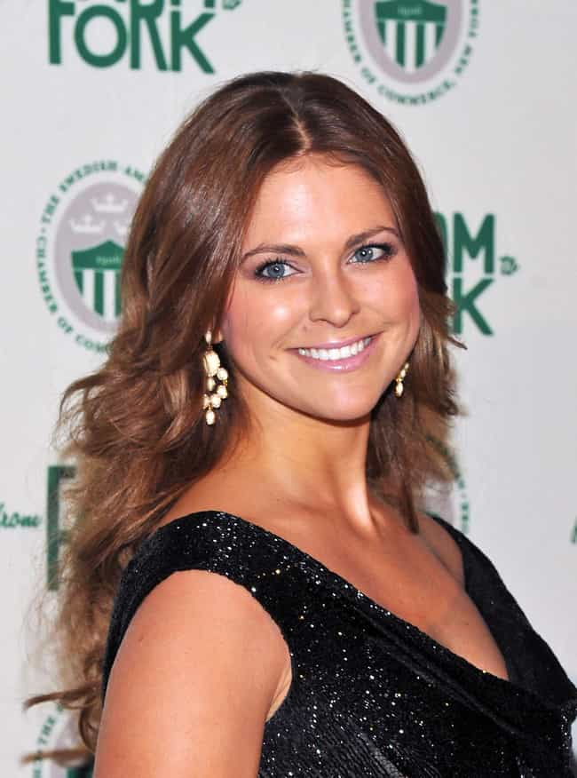 Princess Madeleine, Duchess of... is listed (or ranked) 4 on the list Members of the House Of Bernadotte