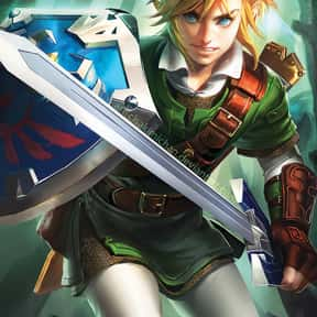 Link is listed (or ranked) 2 on the list The Best Wii Characters