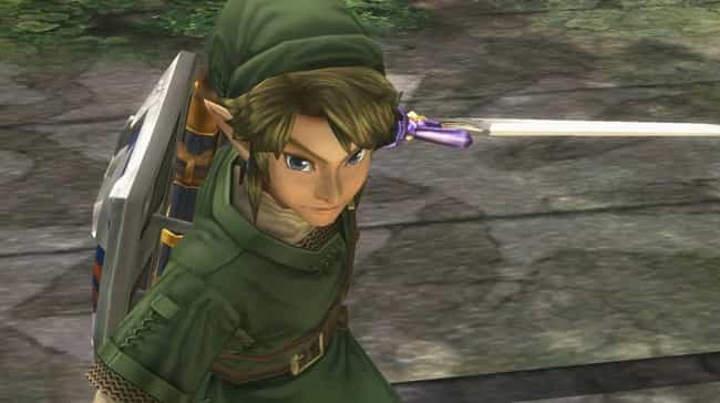 Link is listed (or ranked) 1 on the list Which 'Legend Of Zelda' Character Are You According To Your Zodiac Sign?