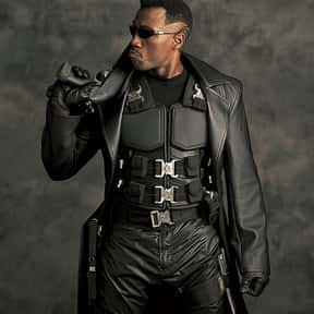 Blade is listed (or ranked) 24 on the list The Greatest Black Characters in Film History