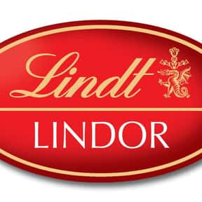 Lindt & Sprüngli is listed (or ranked) 1 on the list The Best Chocolate Companies