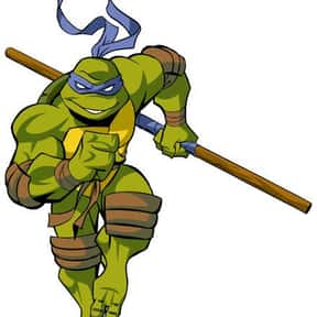 Donatello is listed (or ranked) 2 on the list The Best Teenage Mutant Ninja Turtles Characters