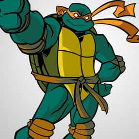 Michelangelo is listed (or ranked) 3 on the list The Best Teenage Mutant Ninja Turtles Characters