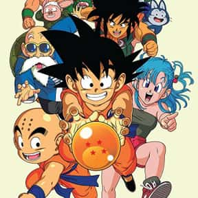 Dragon Ball is listed (or ranked) 26 on the list The Best Adventure Anime of All Time