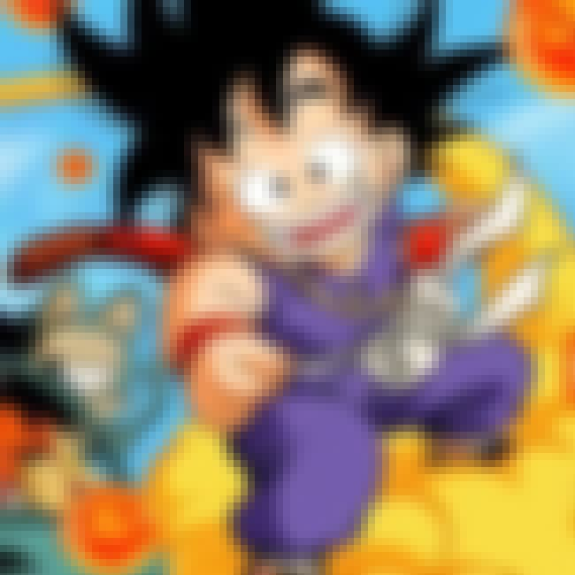 Dragon Ball is listed (or ranked) 2 on the list Akira Toriyama Shows and TV Series