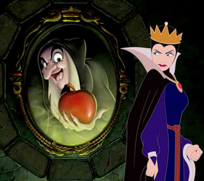 Queen is listed (or ranked) 1 on the list Cartoon Characters You Never Realized Suffer From Mental Disorders