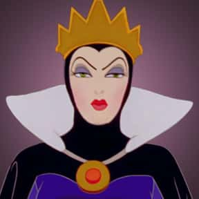 Queen is listed (or ranked) 4 on the list The Greatest Female Villains
