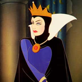 The Evil Queen is listed (or ranked) 6 on the list The Greatest Fictional Queens