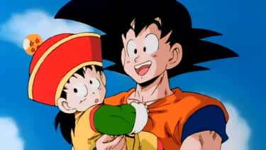 Goku - Dragon Ball Z is listed (or ranked) 6 on the list The 20 Best Aries Anime Characters Born March 21 - April 19