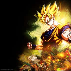 Goku is listed (or ranked) 2 on the list The Most Powerful Anime Characters of All Time