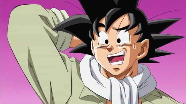 Goku is listed (or ranked) 3 on the list The 13 Most Overrated Anime Characters Of All Time