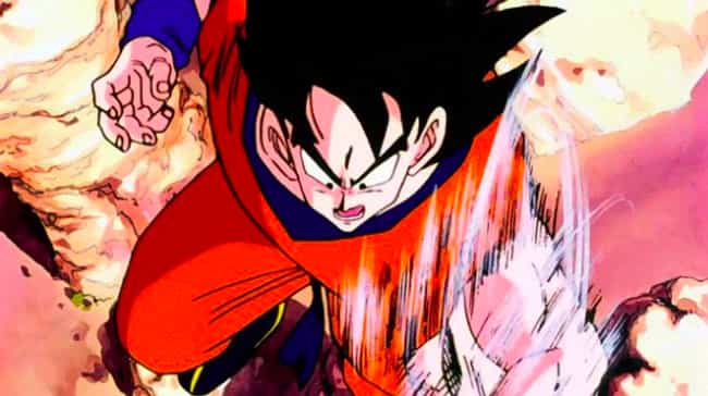 Goku is listed (or ranked) 1 on the list The 14 Greatest Anime Brawlers Of All Time