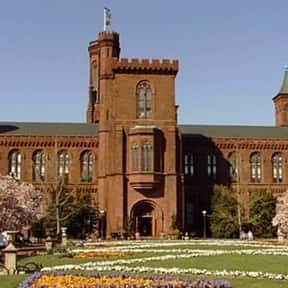 Smithsonian is listed (or ranked) 6 on the list The Best Tourist Attractions in America