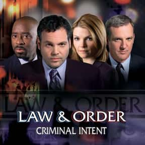 Law & Order: Criminal Intent is listed (or ranked) 10 on the list The Best Legal Drama TV Shows Ever