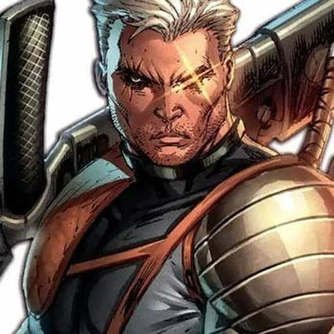 Cable is listed (or ranked) 1 on the list The Strongest Time-Traveling Superheroes, Ranked