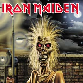 Iron Maiden is listed (or ranked) 25 on the list The Top Metal Albums of All Time